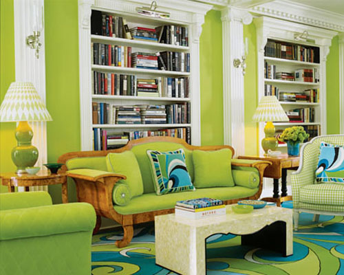 Green Living Room Design Ideas And Sample Pictures M Veis R Sticos Embu Das